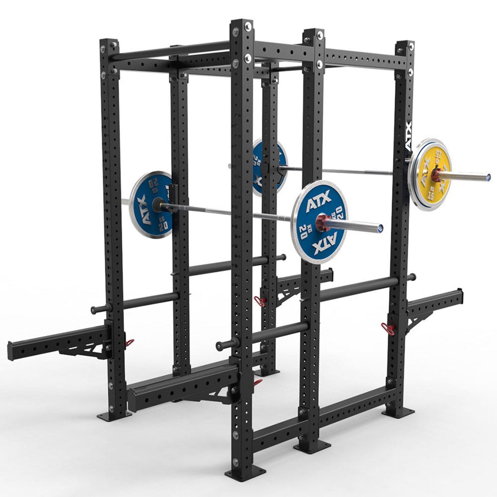 double sided power cage