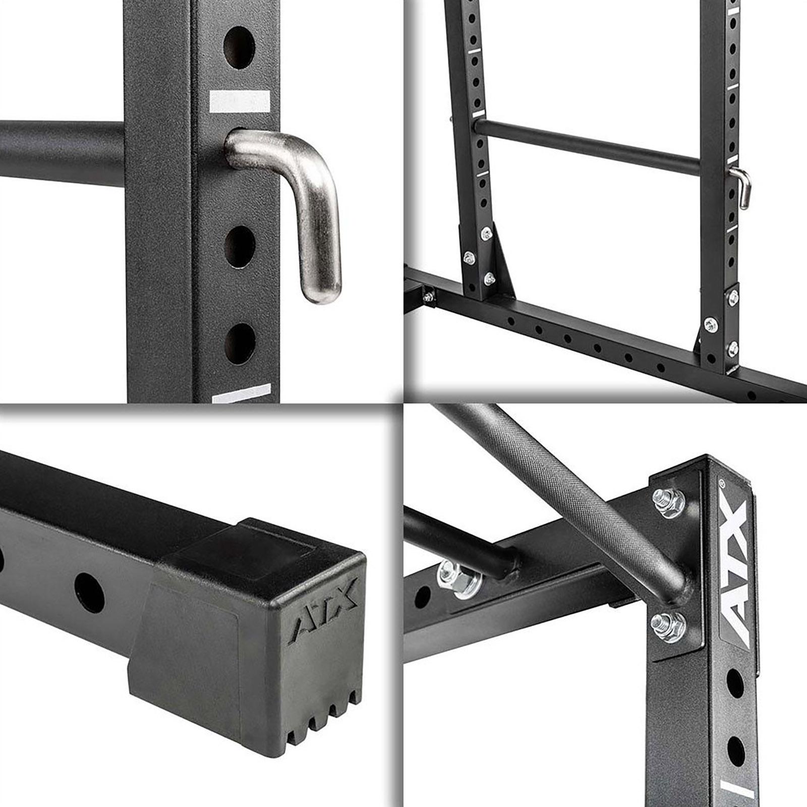 powerlifting rack
