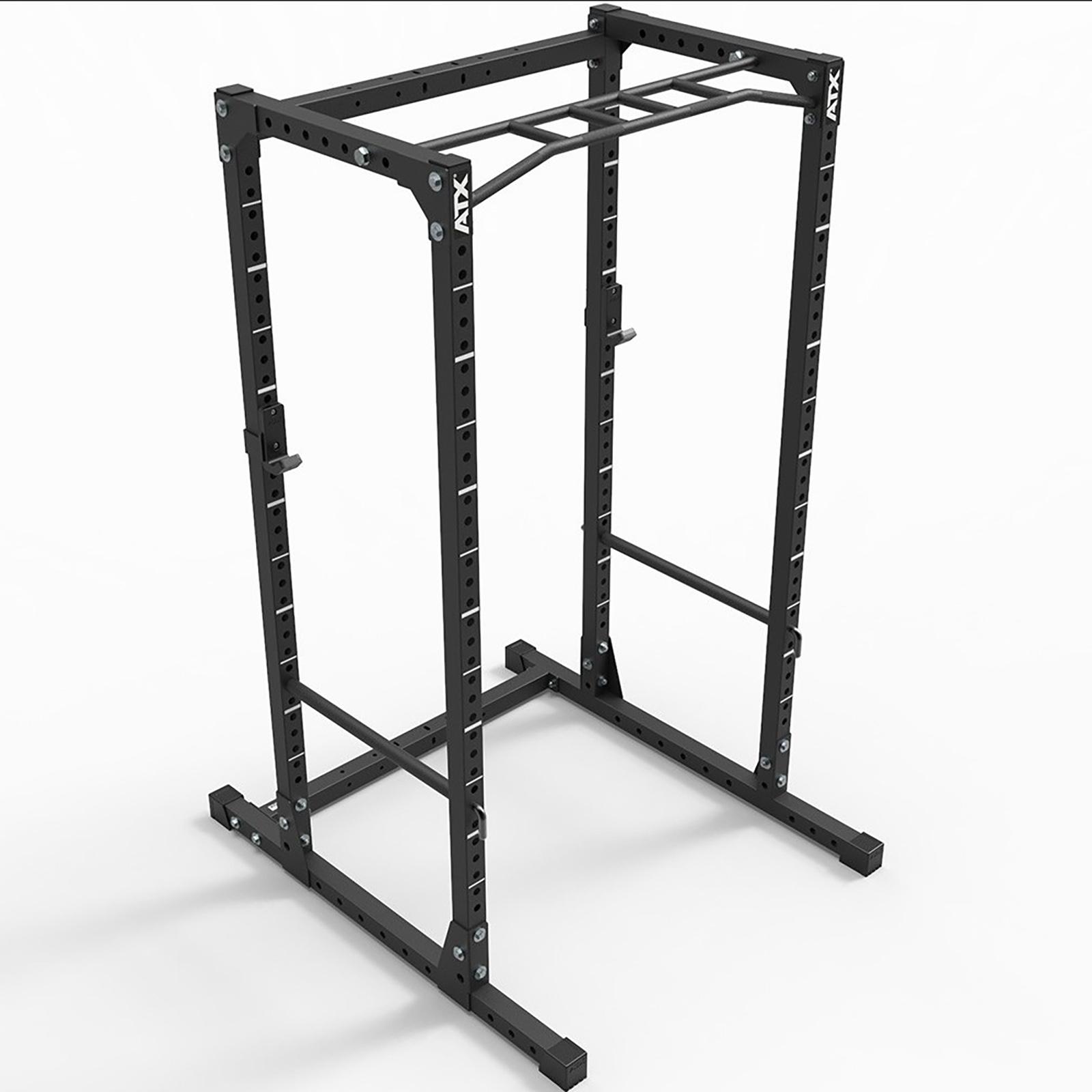 compact home gym rack