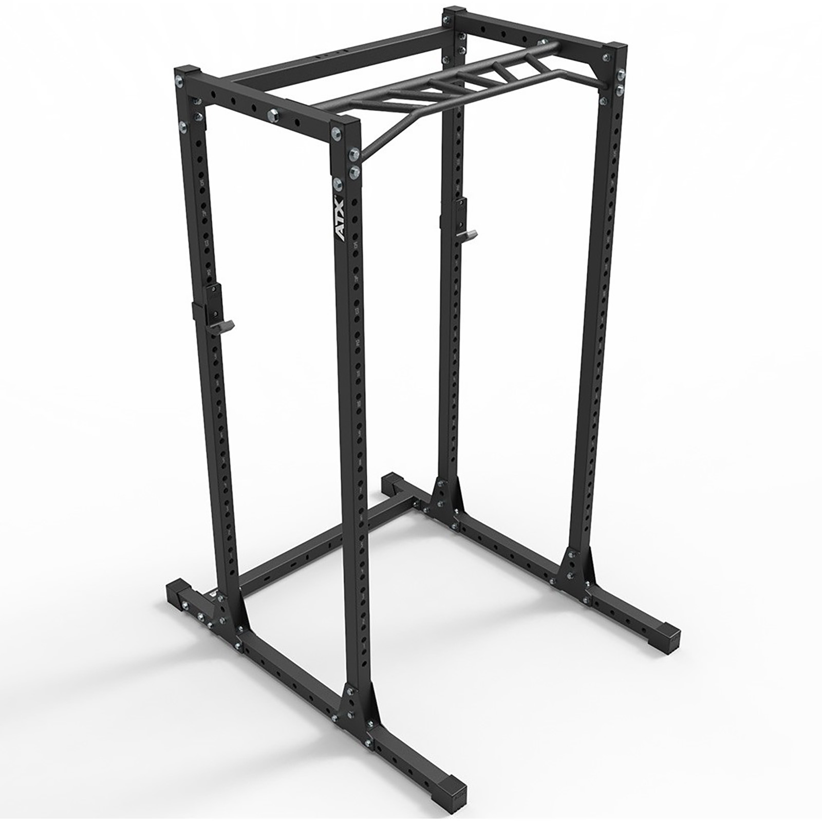 compact home gym rack