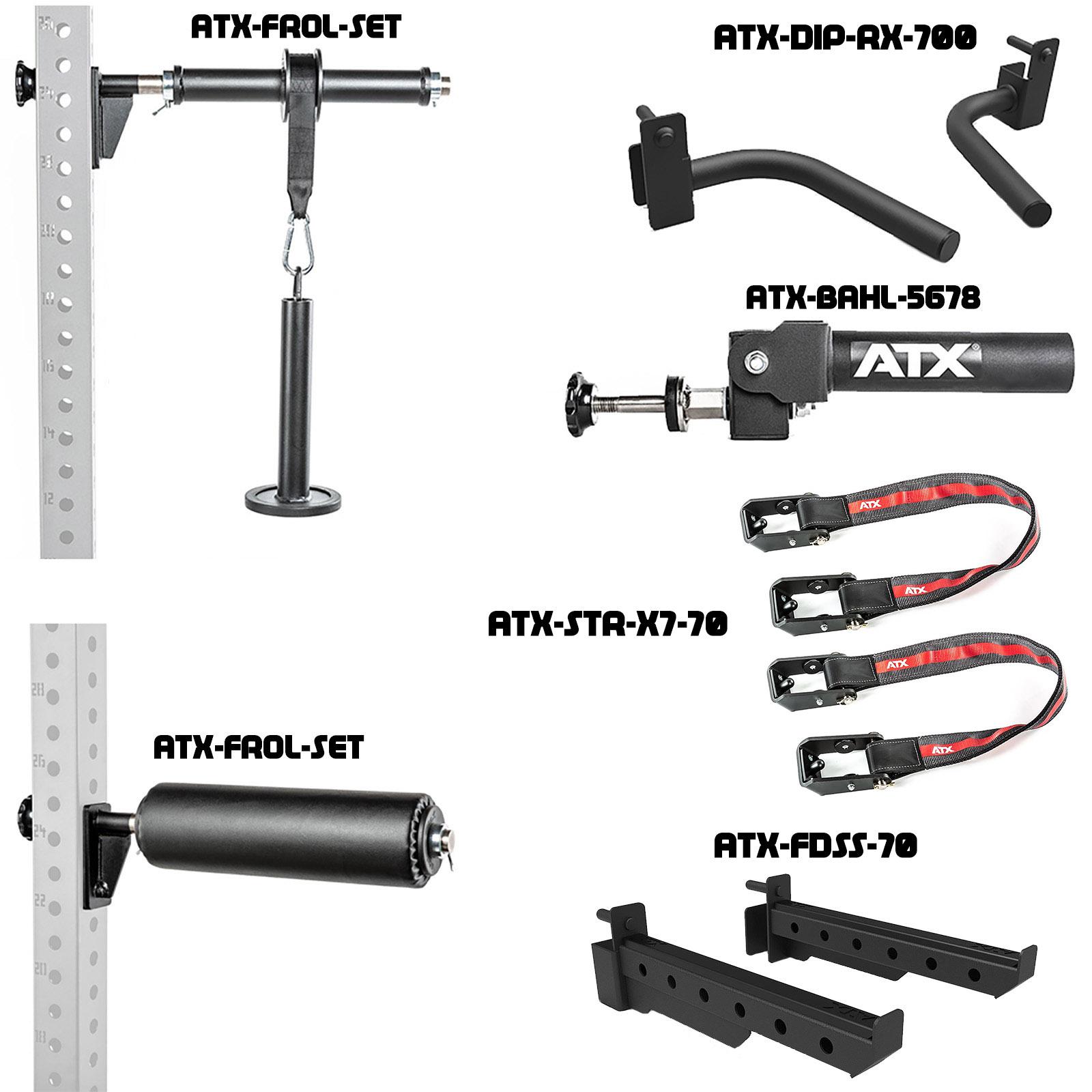 power rack attachments