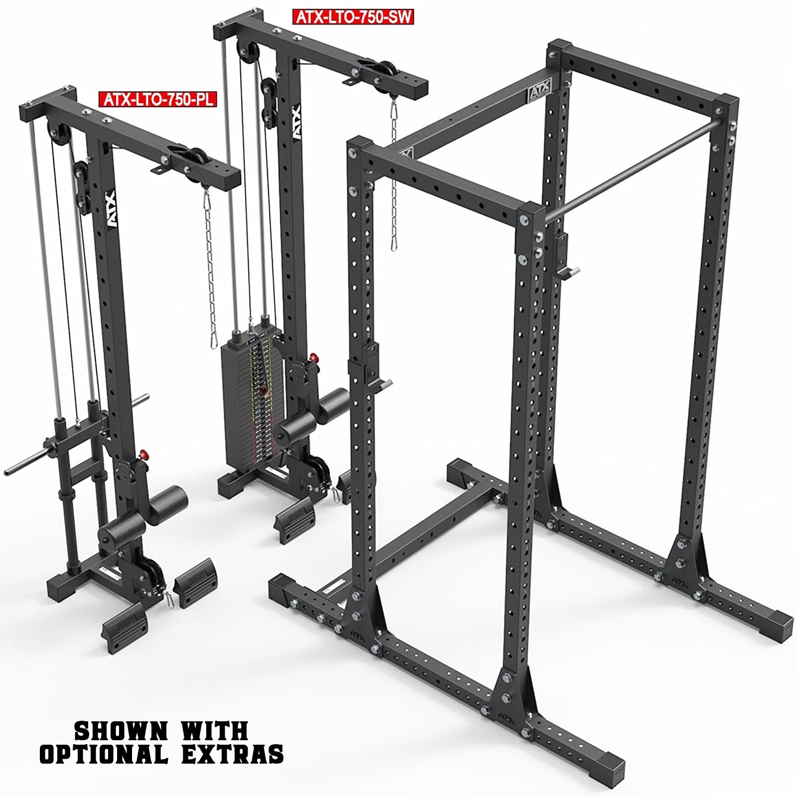 powerlifting atx rack