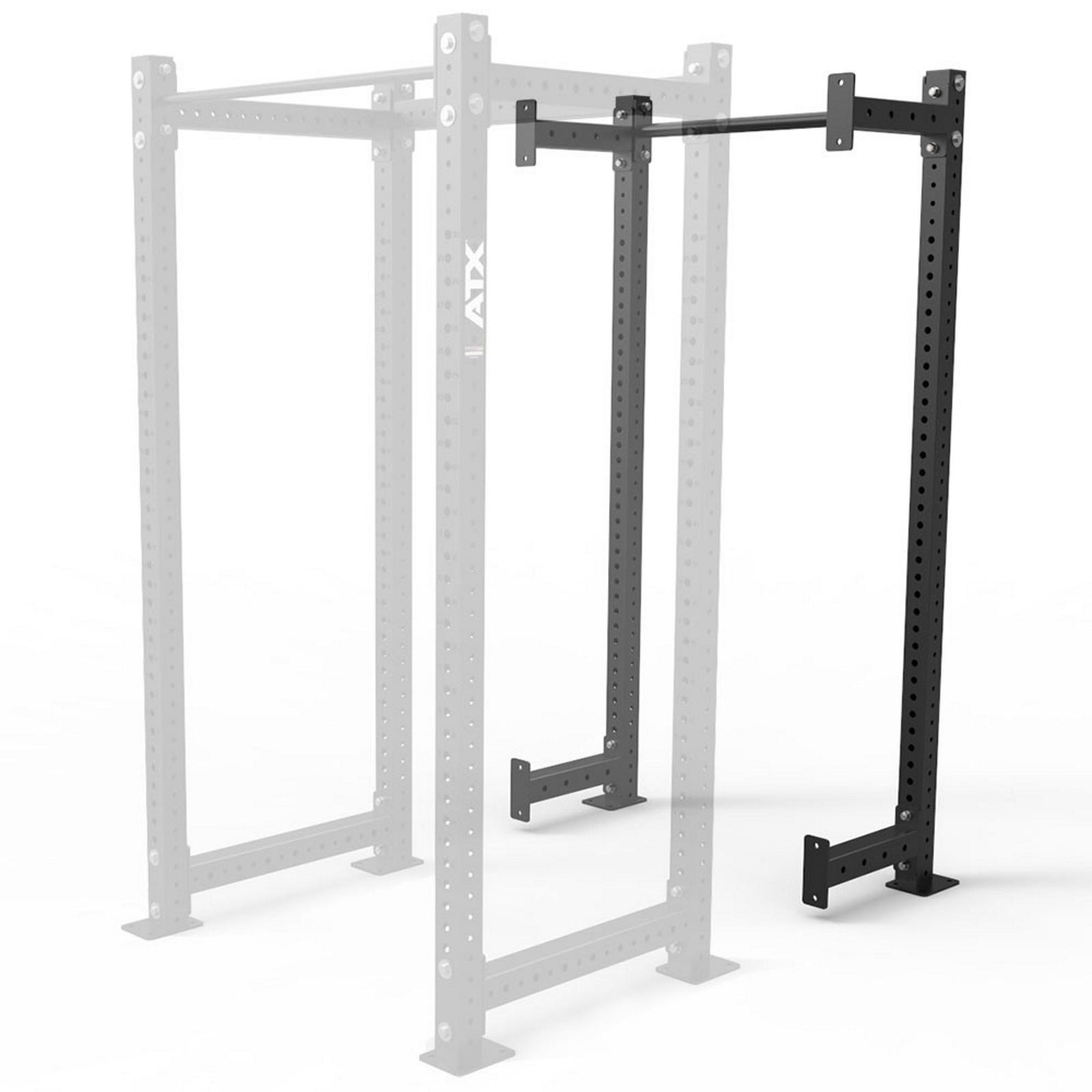 floor mounted rack extension
