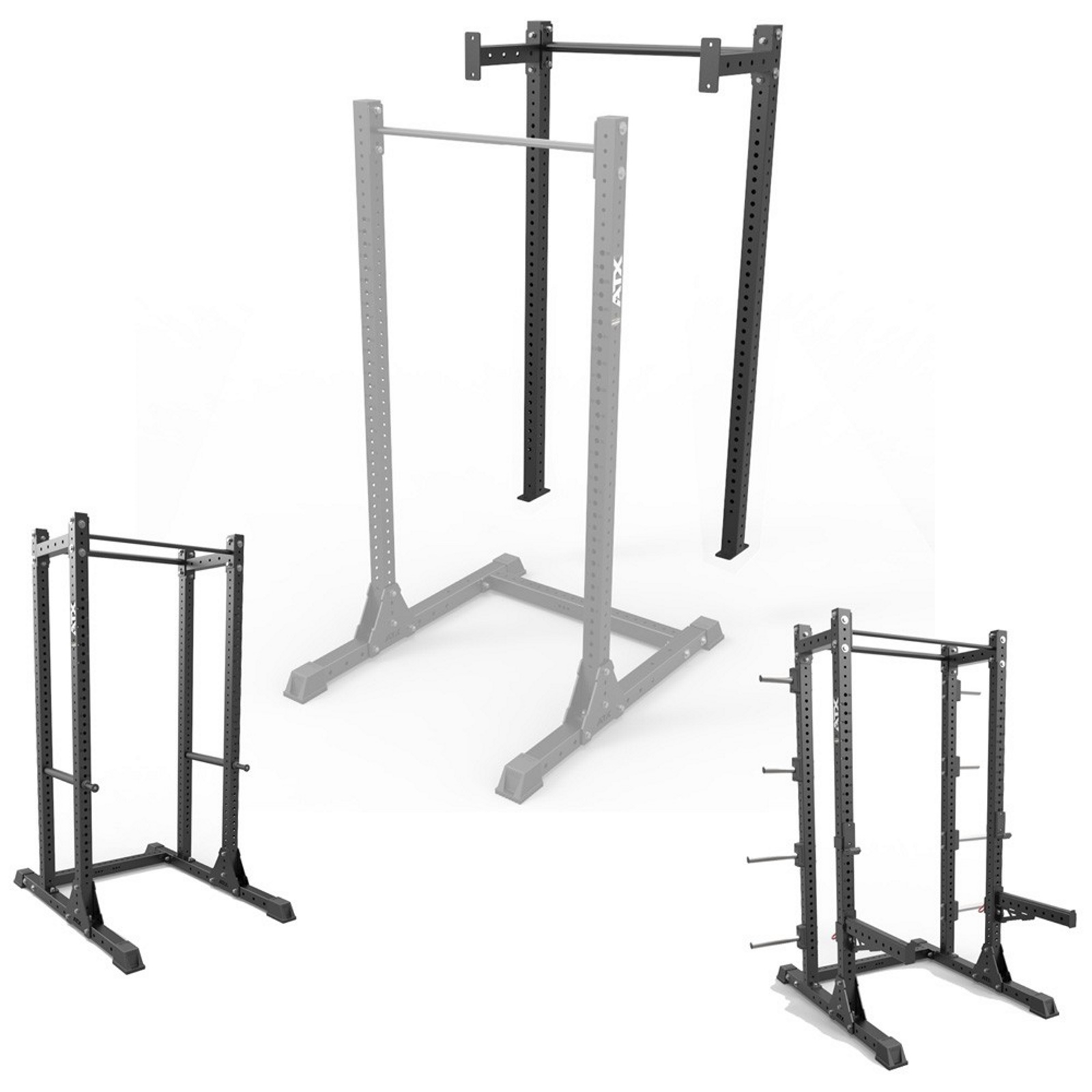 half rack extension