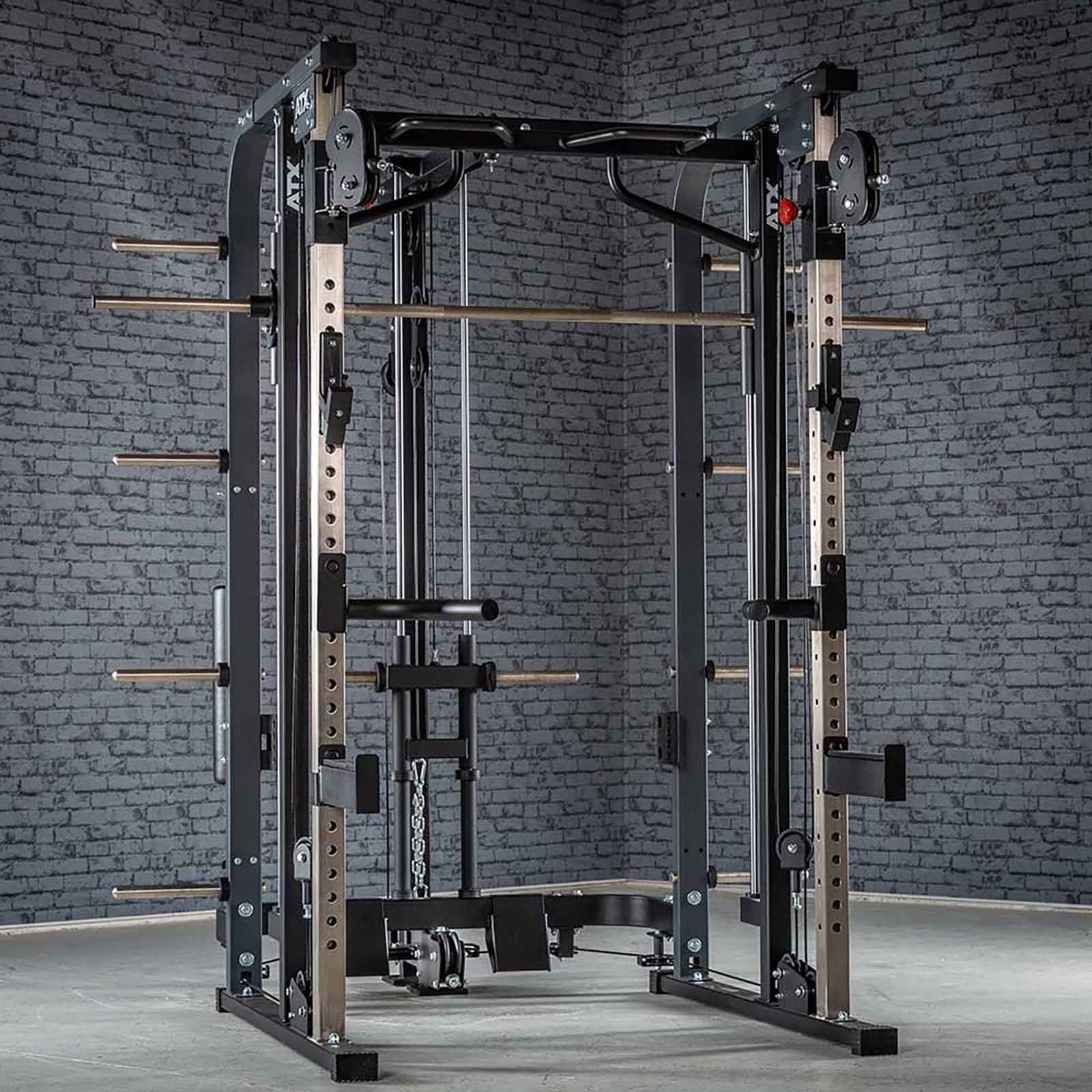 Megatec Smith Cable rack package