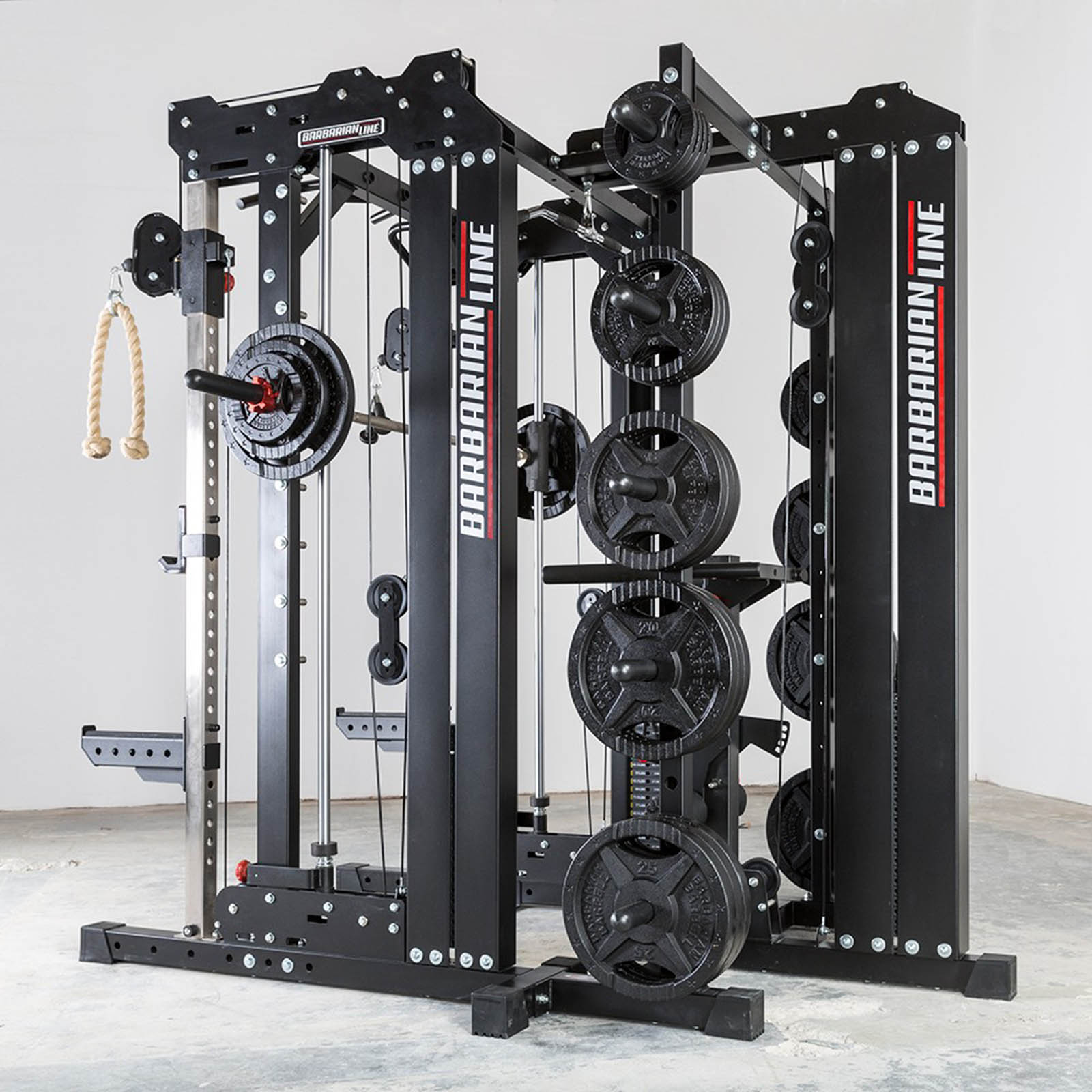 weight-stack-cable-crossover-smith-machine