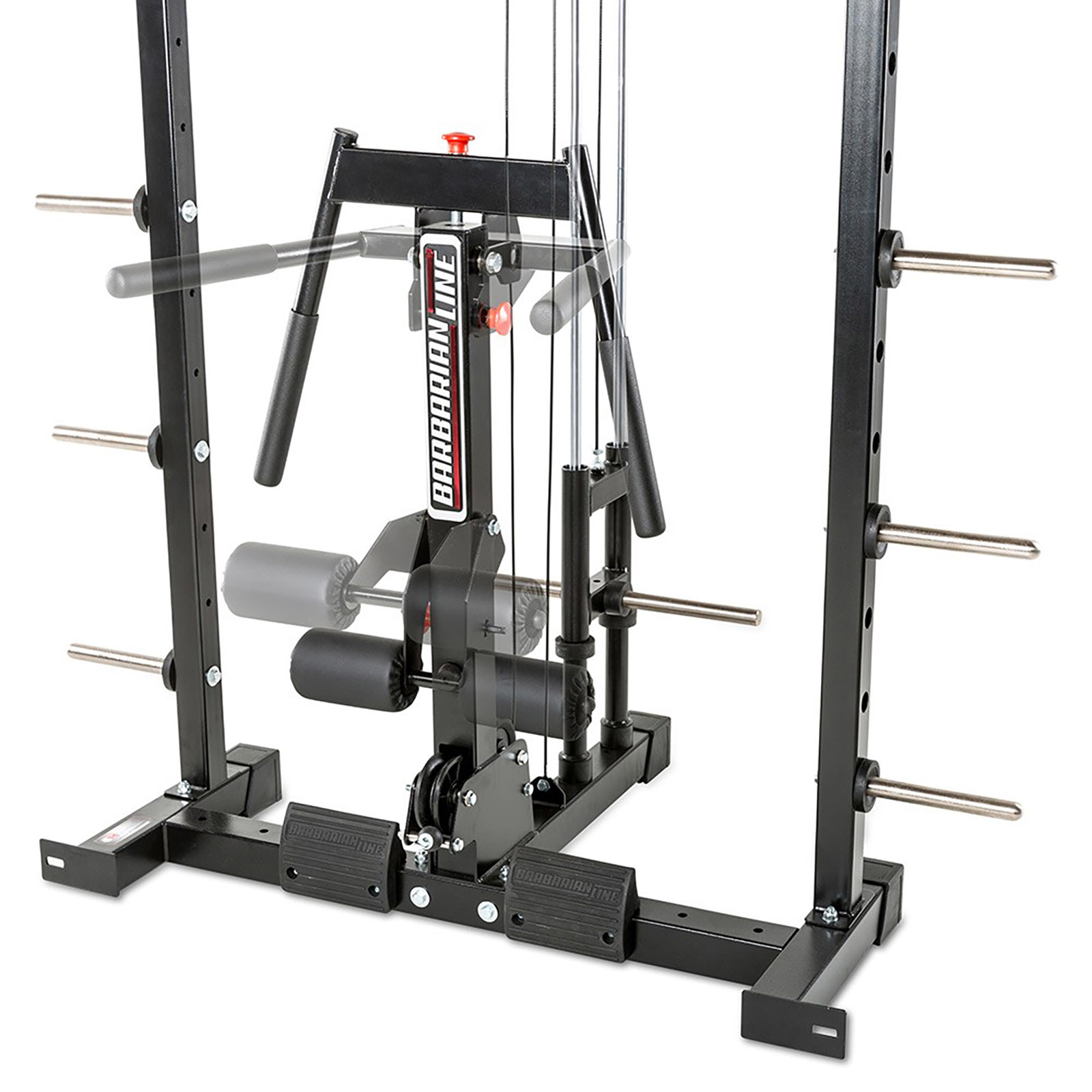 smith cable rack