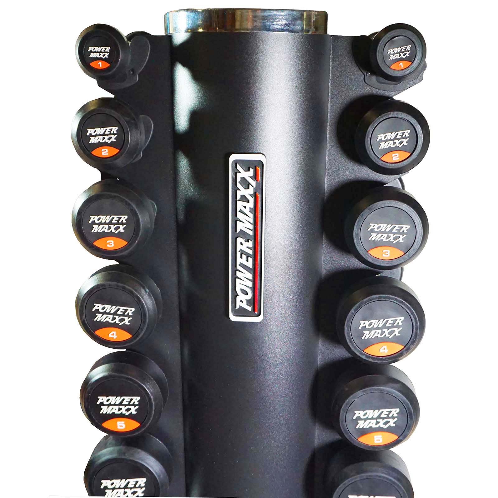 1-10 compact dumbbell set