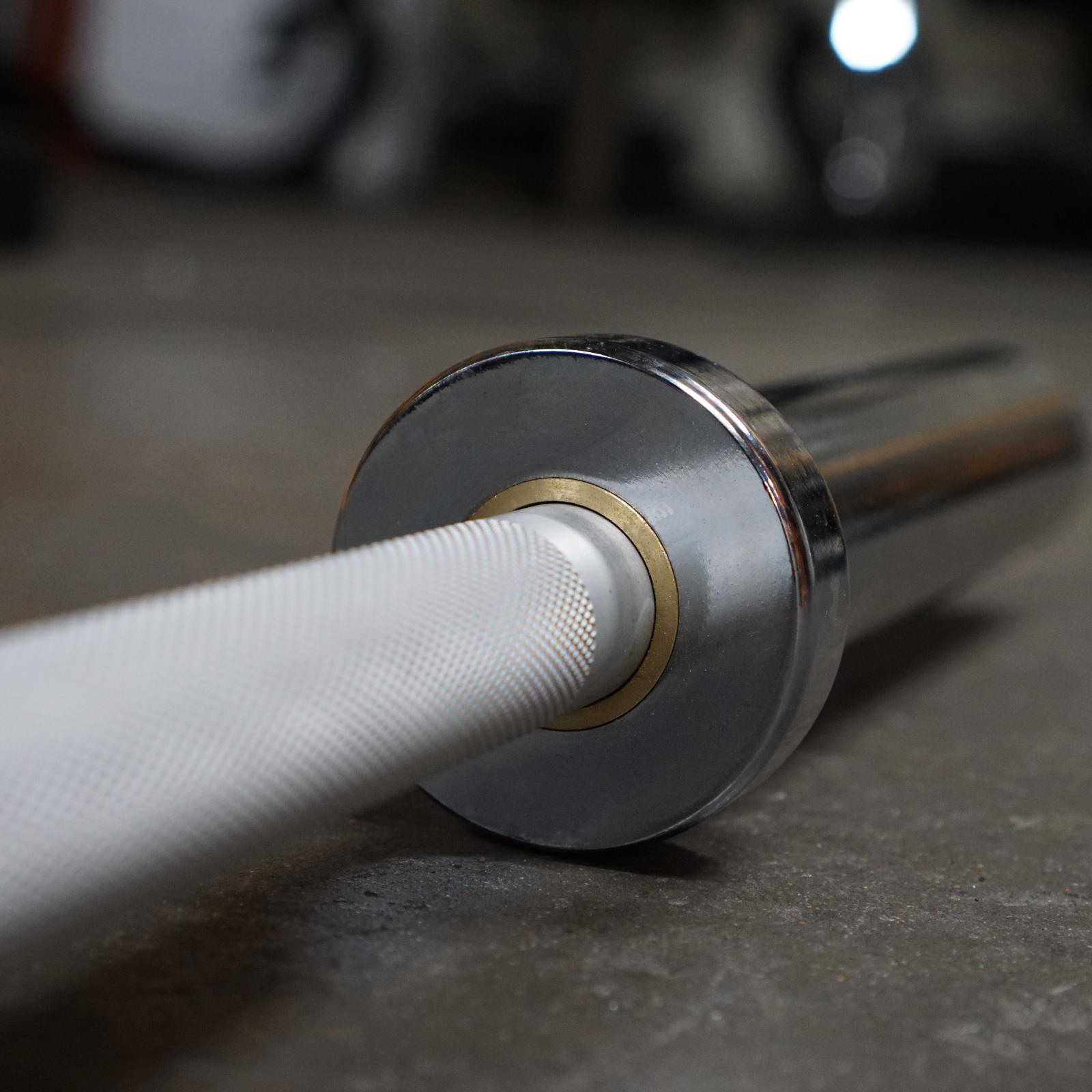 aluminium barbell