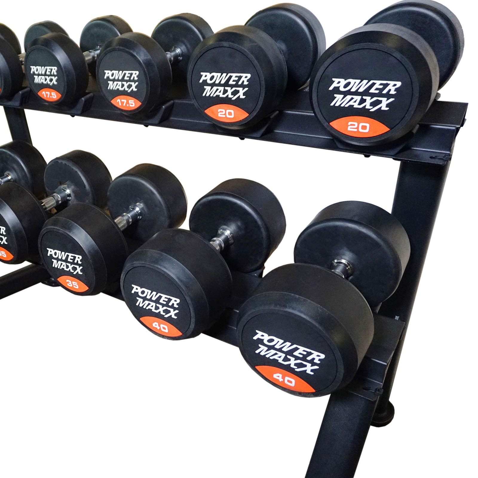 10-40 dumbbell set