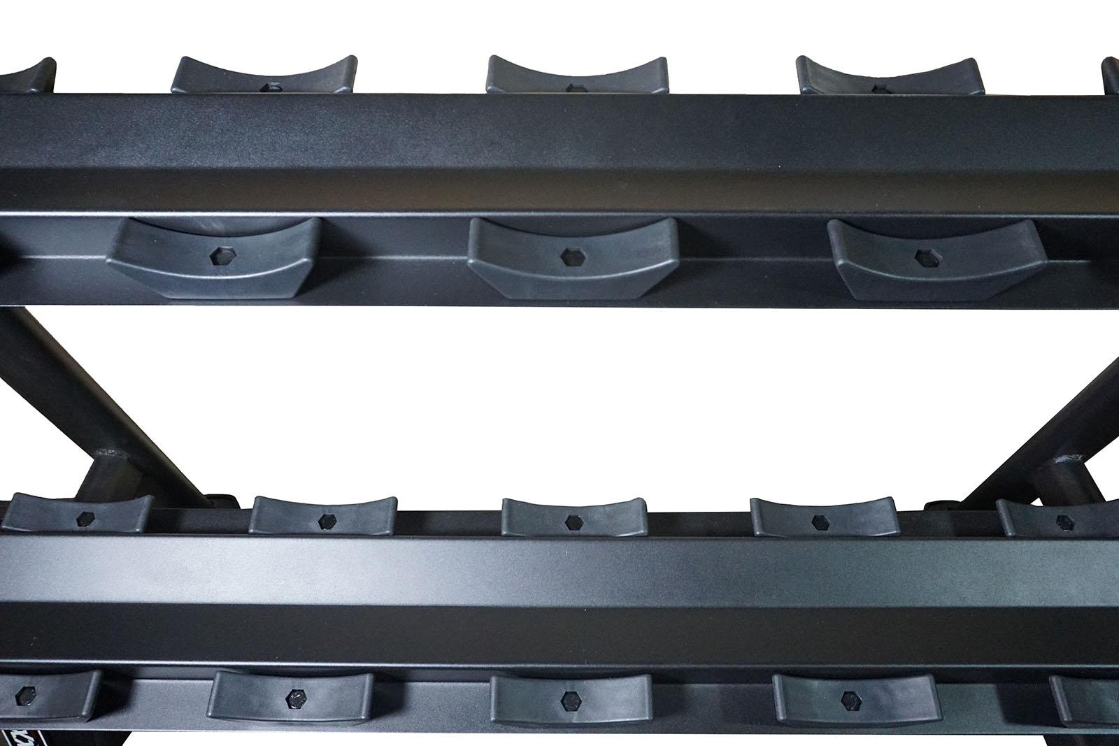 dumbbell rack extension