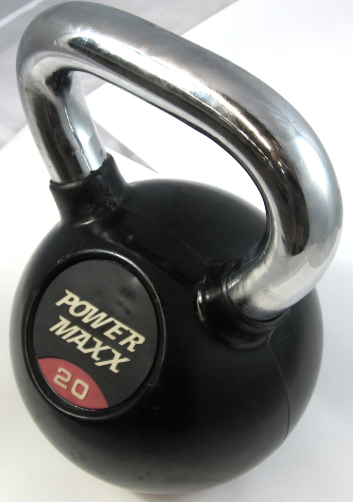 Power Maxx Kettlebells