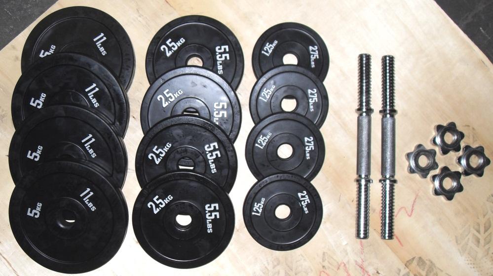 40kg Adjustable Dumbbell Set