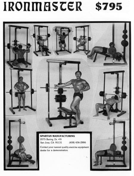 Ironmaster Smith Machine