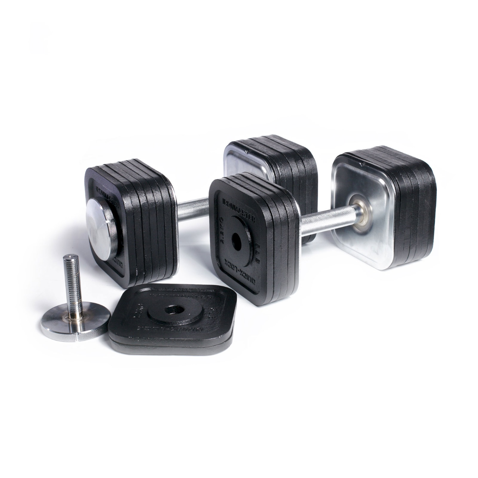 compact quick lock dumbbells