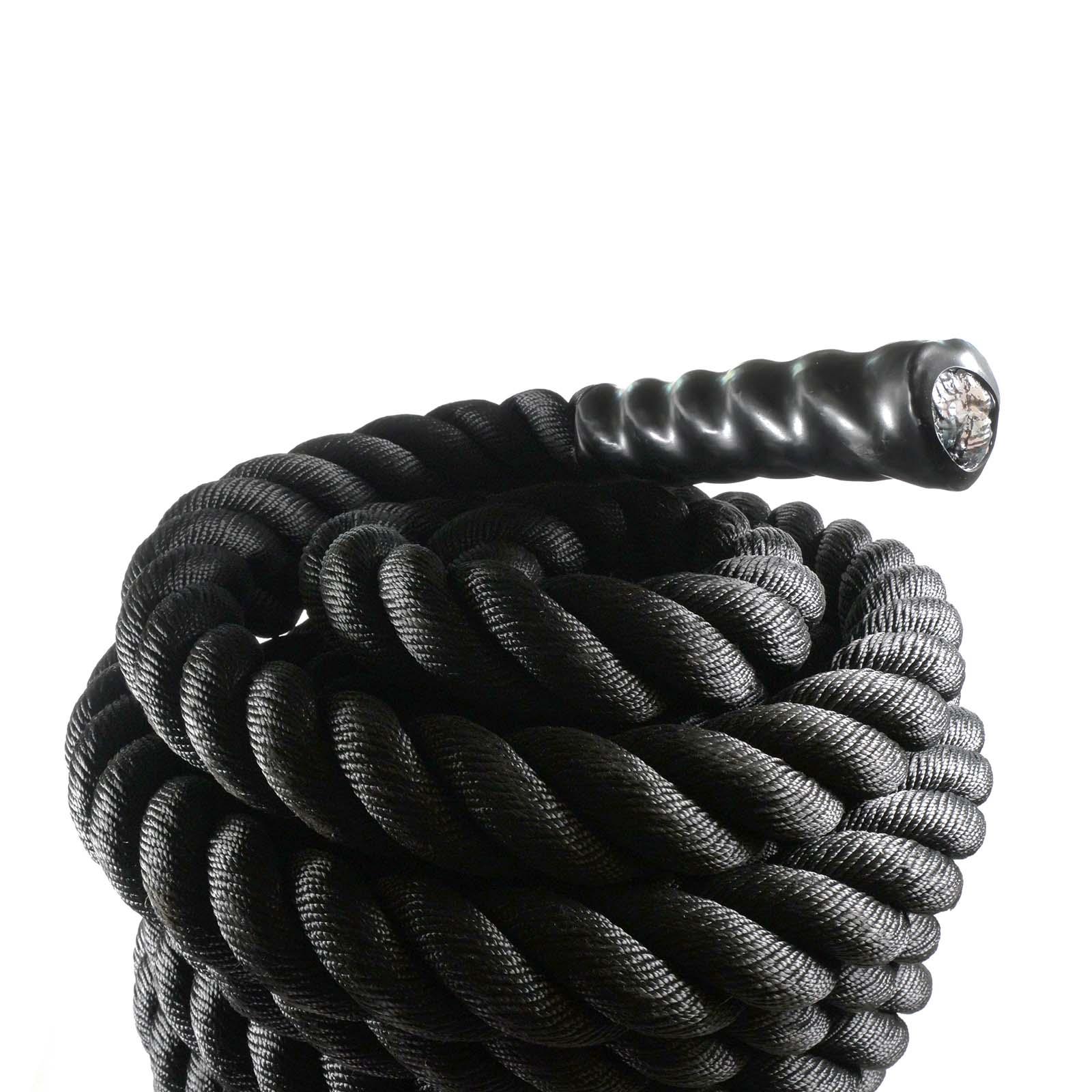 battle rope cardio