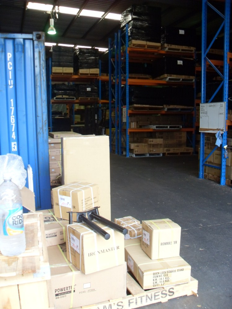 Gym Equipment Warehouse
