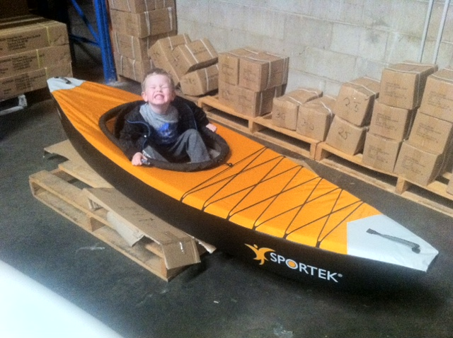 Sportek Inflatable Kayak