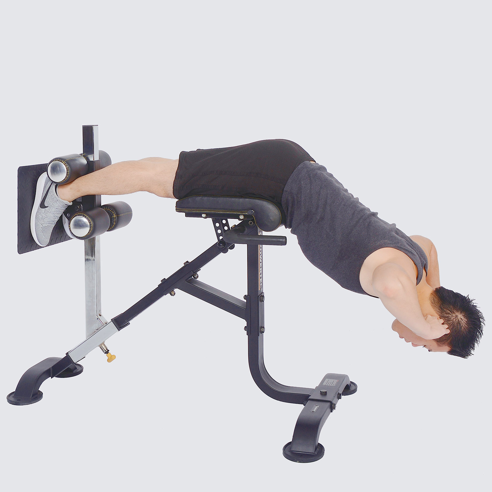 Powertec Hyperextension Roman Chair Sam S Fitness