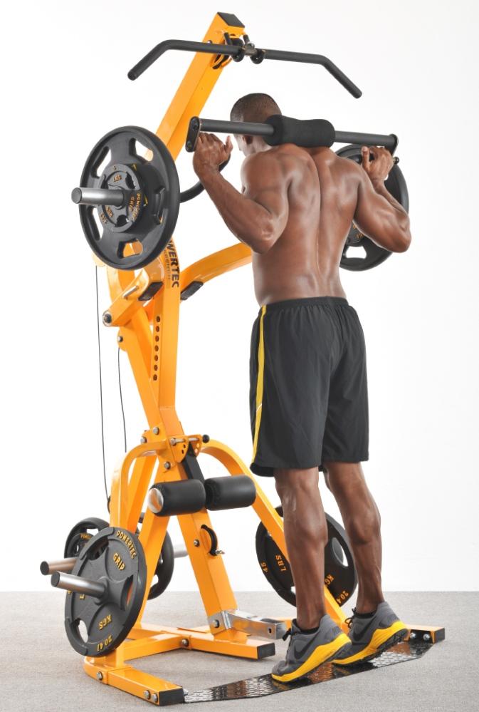 Powertec Leverage Gym