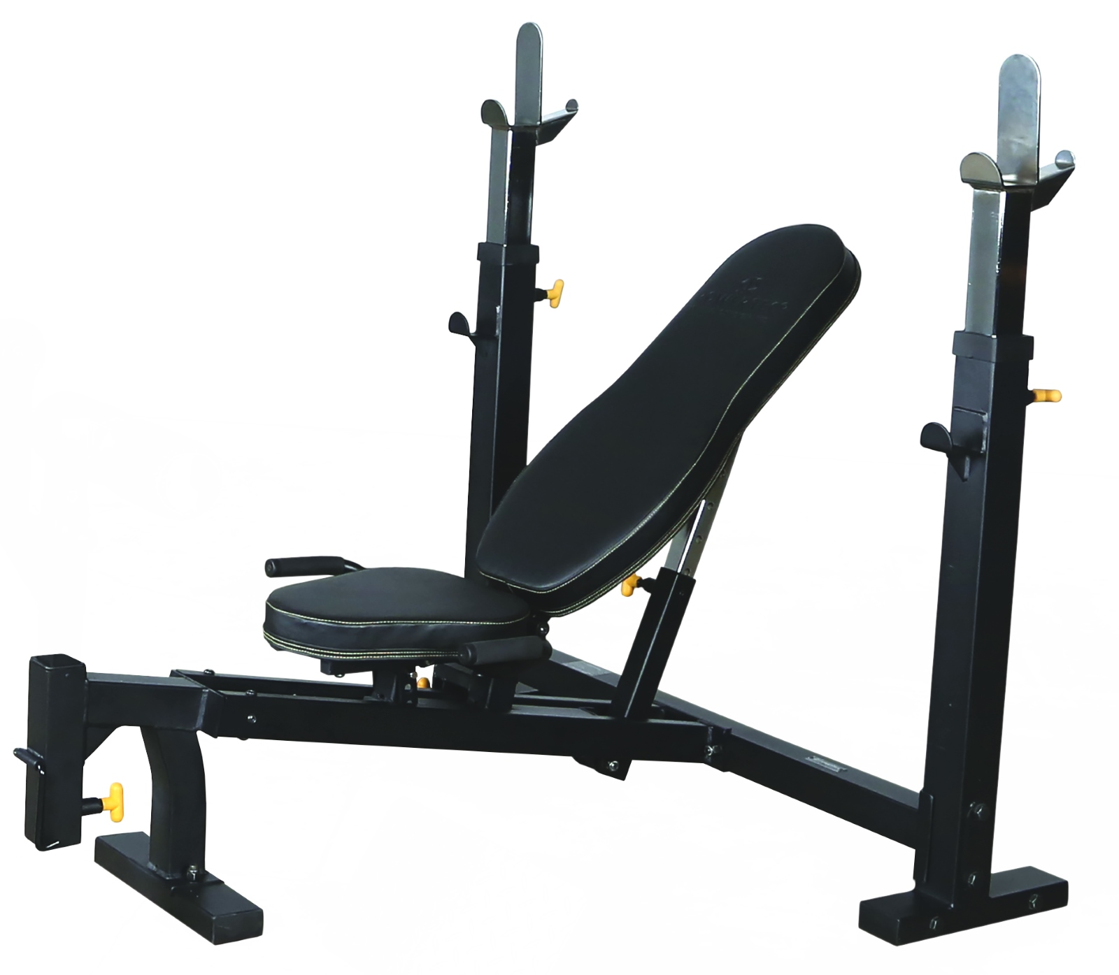 Powertec Olympic Bench Press Wb Ob16 Home Gym Weights Fitness