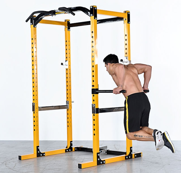 Power Rack Dips