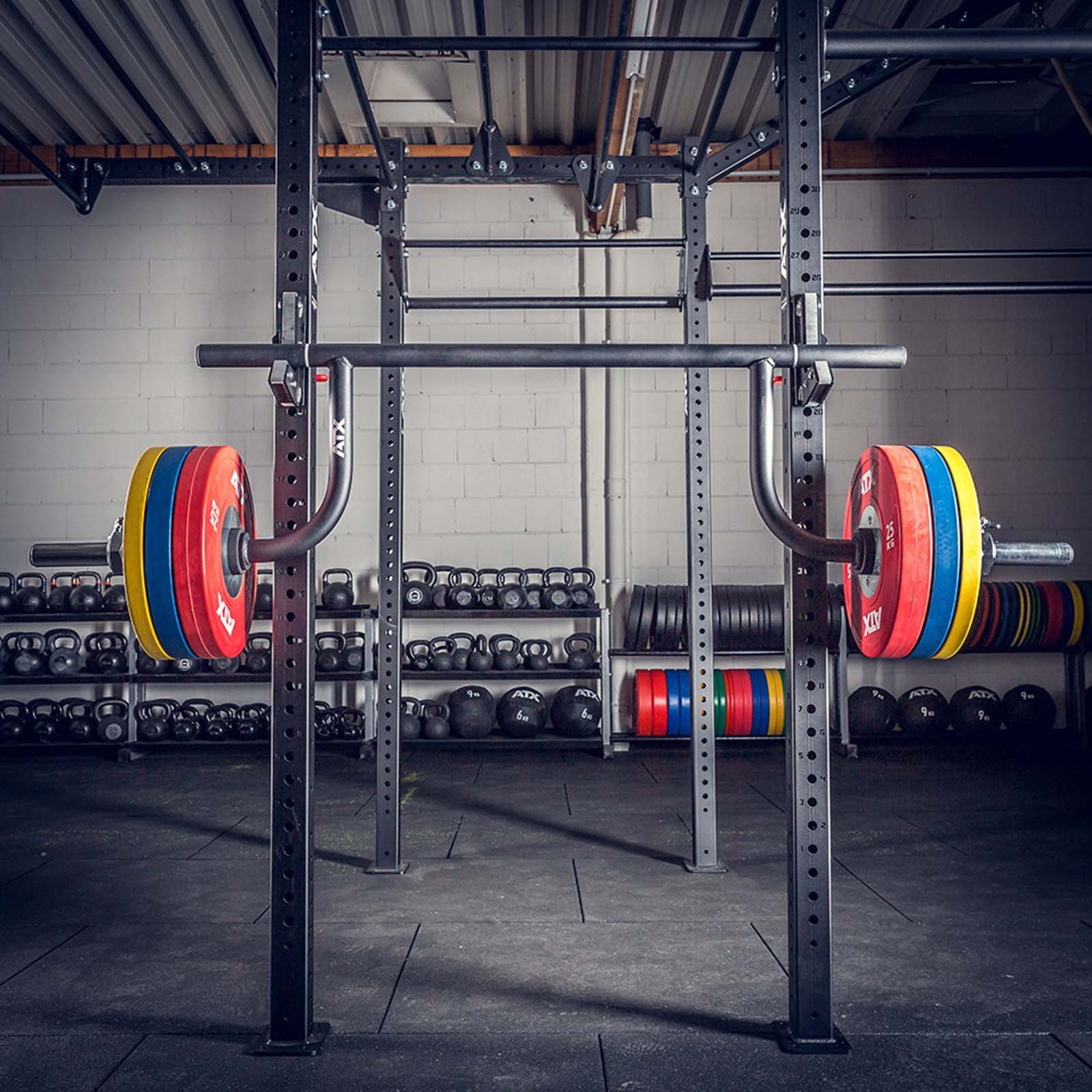 atx cambered squat barbell
