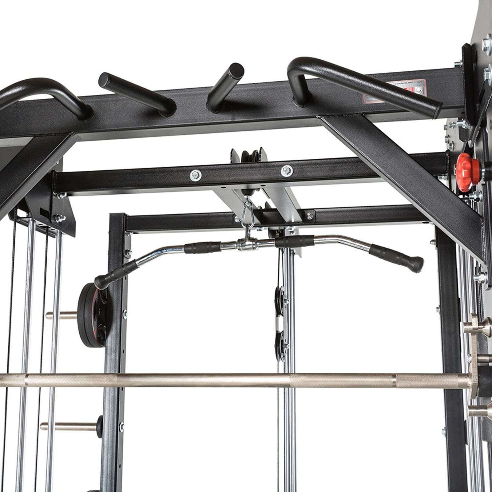 smith cable rack exercises