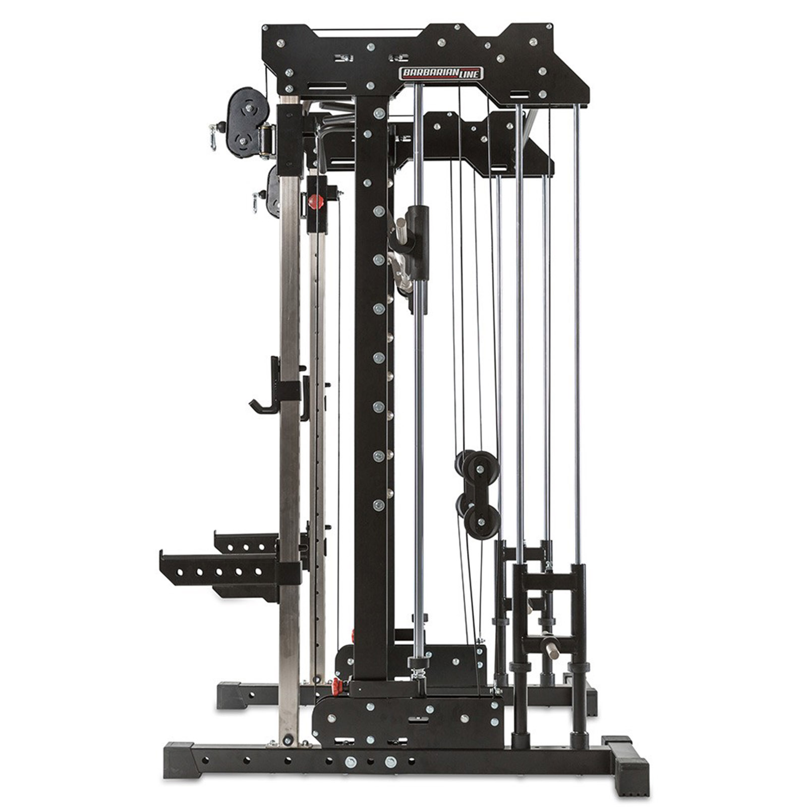 smith machine cable crossover