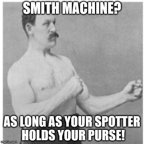smith machine myths