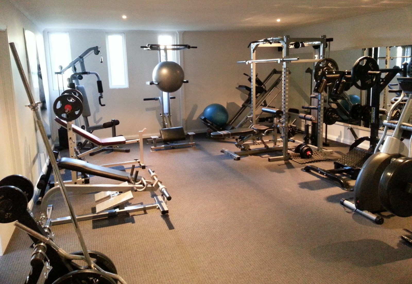 Cons tasmanian home gym - Images of home gyms ...