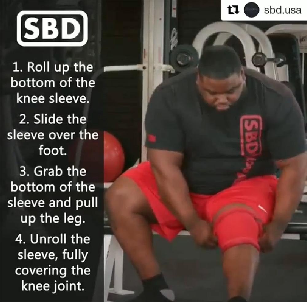 knee sleeves squat