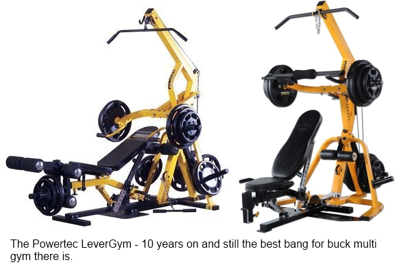 Powertec Leverage Gym Evolution