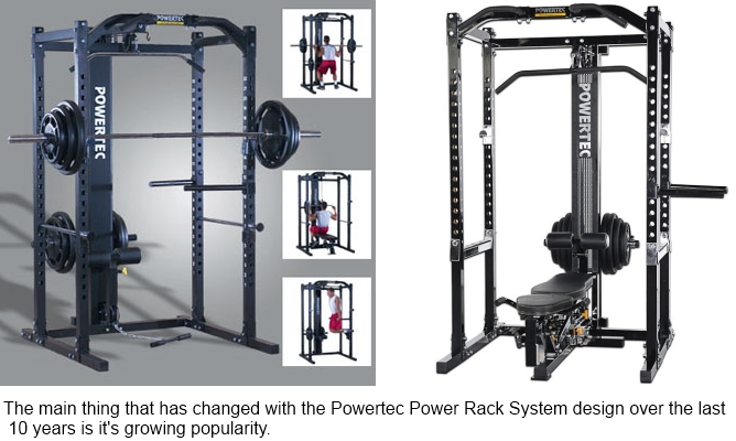 Powertec Power Rack Evolutions