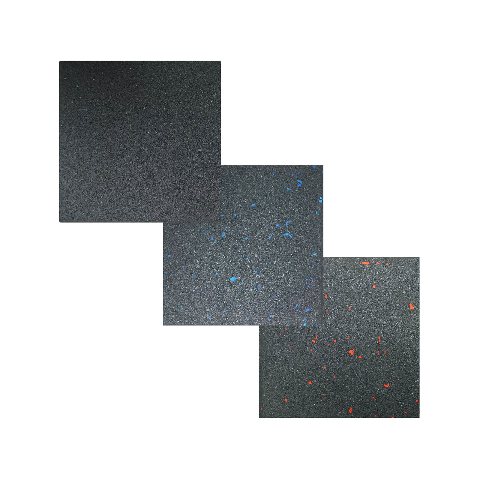 gym flooring samples