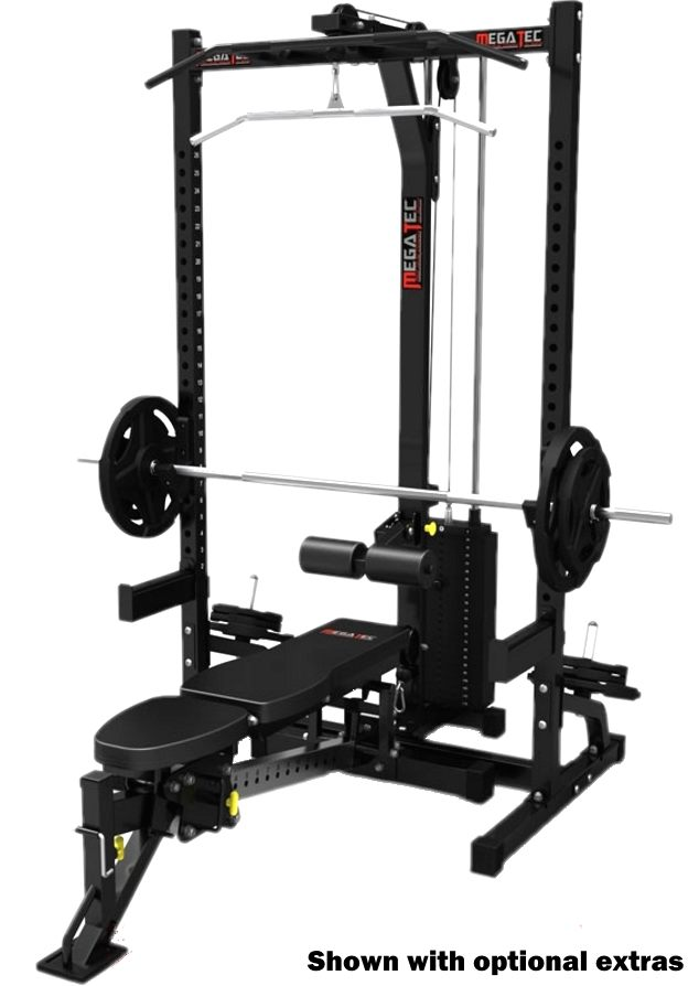 compact free weight gym