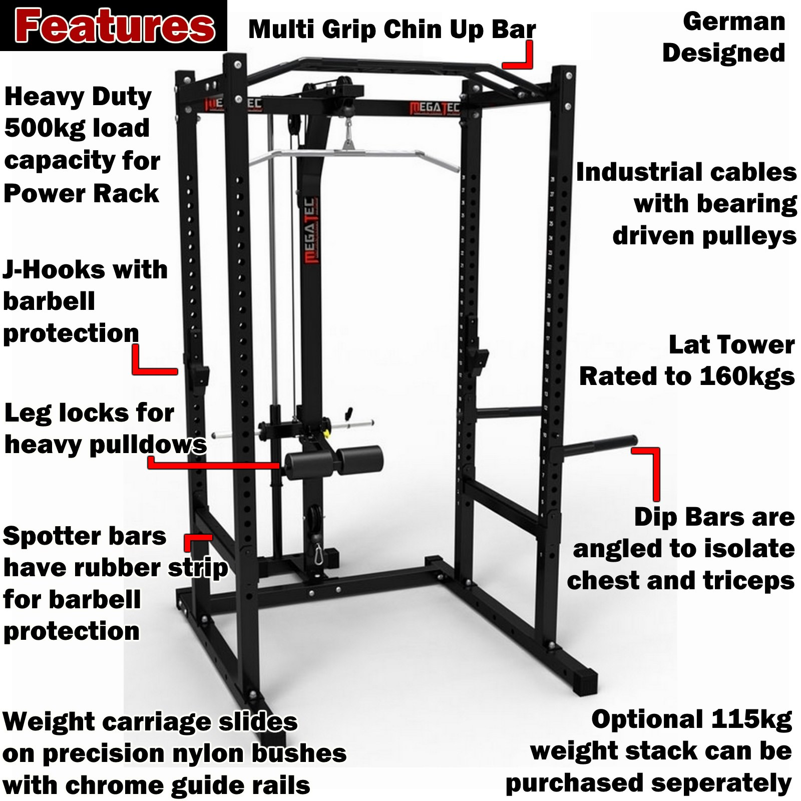 workouts bench press machine equipment home squat rack improve increase homemade to and