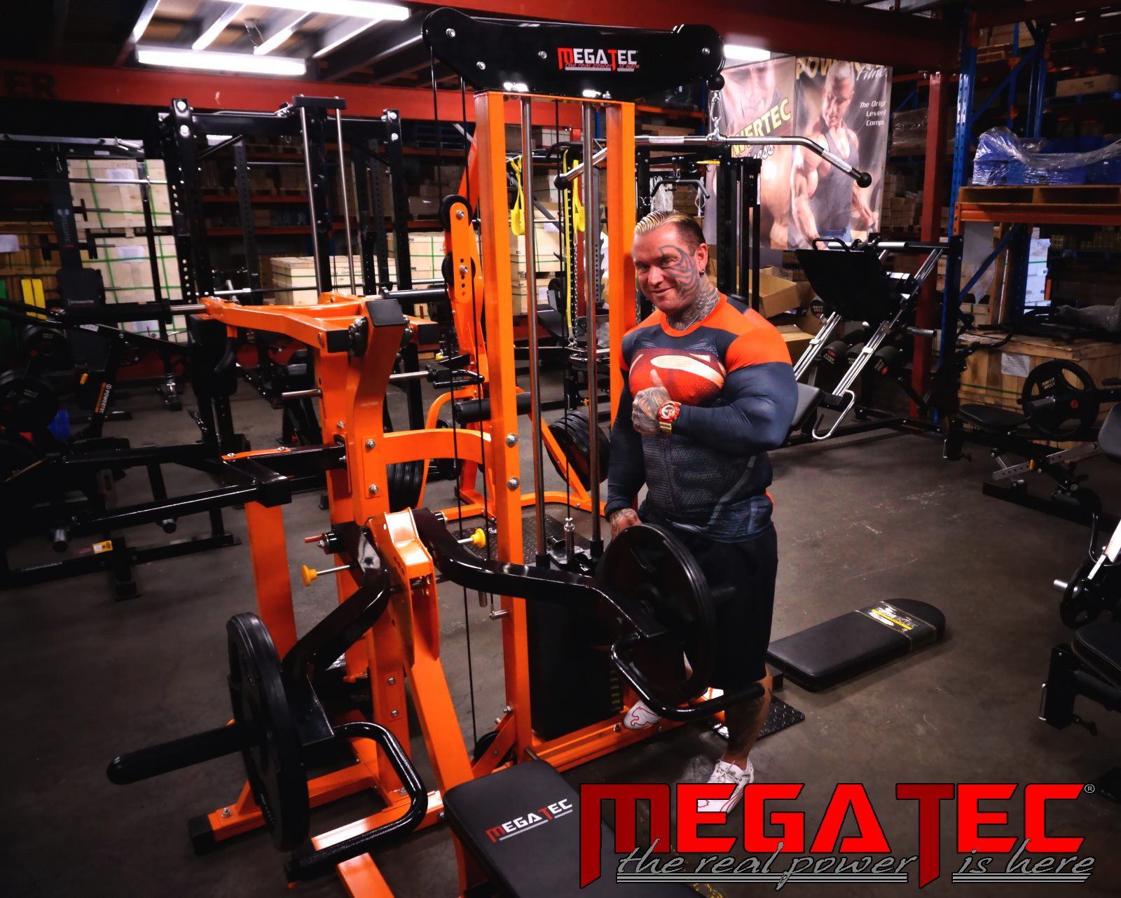 MegaTec multistation Mr Universe approved