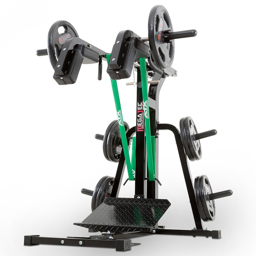 squat calf raise machine